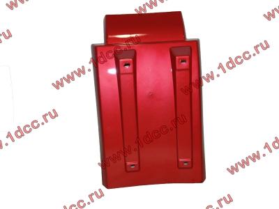 Брызговик передней оси левый H3 красный HOWO (ХОВО) WG1642230103 фото 1 Армавир