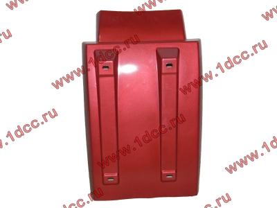 Брызговик передней оси правый H3 красный HOWO (ХОВО) WG1642230104 фото 1 Армавир