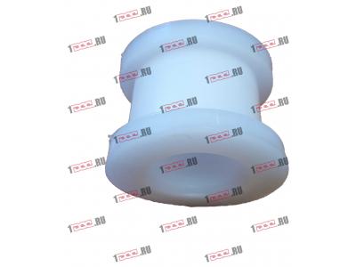 Втулка фторопластовая (передняя, кабина AZ1642430263) H2/H3 HOWO (ХОВО) AZ1642430261 фото 1 Армавир
