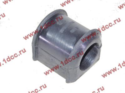 Втулка резиновая для переднего стабилизатора (к балке моста) H2/H3 HOWO (ХОВО) 199100680068 фото 1 Армавир