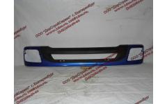 Бампер FN3 синий самосвал для самосвалов фото Армавир