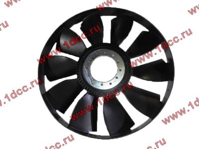 Вентилятор радиатора на гидромуфту d-590 H HOWO (ХОВО) VG1500060047 фото 1 Армавир