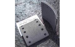 Накладка тормозная (BPW/SAF 420х180) 19032