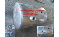 Бак топливный 380литров круглый H2/H3 фото Армавир