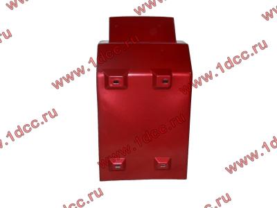 Брызговик передней оси правый H2 красный HOWO (ХОВО) WG1642230004 фото 1 Армавир
