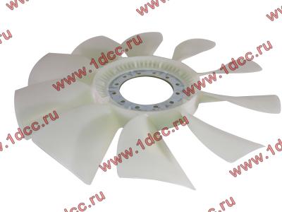 Вентилятор радиатора (на гидромуфту) без кольца d-590 H HOWO (ХОВО) 61500060131 фото 1 Армавир