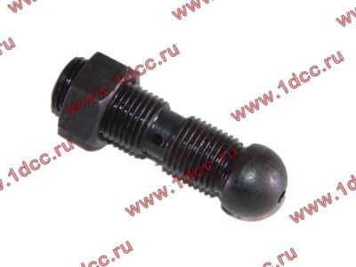 Болт регулировочный клапана с гайкой H2/H3 HOWO (ХОВО) VG14050010 фото 1 Армавир