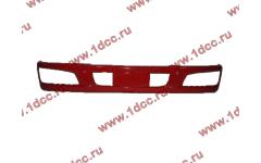 Бампер F красный пластиковый для самосвалов фото Армавир