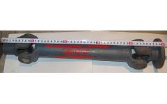 Вал карданный привода НШ L=500 шлицевая D=30 d=27 H