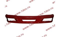 Бампер FN2 красный самосвал для самосвалов фото Армавир
