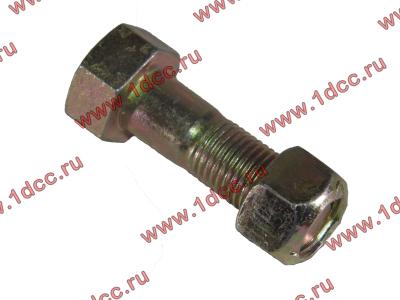 Болт M14х45 карданный с гайкой H2/H3 HOWO (ХОВО) Q151C1445 фото 1 Армавир