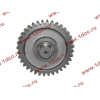 Вал промежуточный длинный с шестерней делителя КПП Fuller RT-11509 КПП (Коробки переключения передач) 18222+18870 (A-5119) фото 2 Армавир