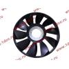 Вентилятор радиатора на гидромуфту d-590 H HOWO (ХОВО) VG1500060047 фото 2 Армавир