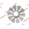 Вентилятор радиатора (на гидромуфту) без кольца d-590 H HOWO (ХОВО) 61500060131 фото 3 Армавир