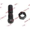 Болт регулировочный клапана с гайкой H2/H3 HOWO (ХОВО) VG14050010 фото 2 Армавир