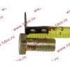 Болт пустотелый М12х1,25 (штуцер топливный) H HOWO (ХОВО) 90003962607 фото 2 Армавир