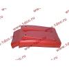 Брызговик передней оси правый H3 красный HOWO (ХОВО) WG1642230104 фото 3 Армавир