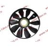 Вентилятор радиатора на гидромуфту d-640 H HOWO (ХОВО) VG2600060446 фото 3 Армавир