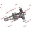 Вал промежуточный длинный с шестерней делителя КПП Fuller RT-11509 КПП (Коробки переключения передач) 18222+18870 (A-5119) фото 4 Армавир