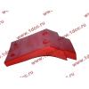 Брызговик передней оси правый H2 красный HOWO (ХОВО) WG1642230004 фото 4 Армавир